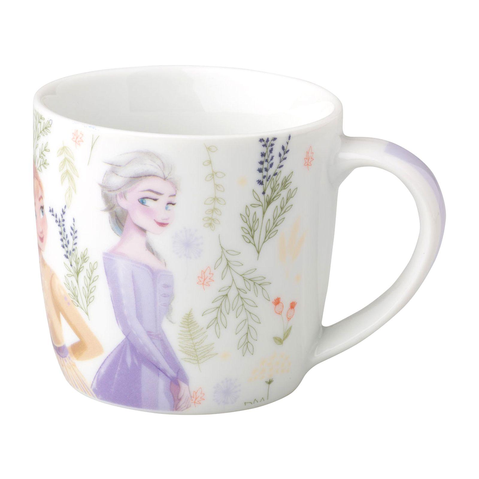 Porcelánový hrnek Frozen II Herbal 300 ml DISNEY