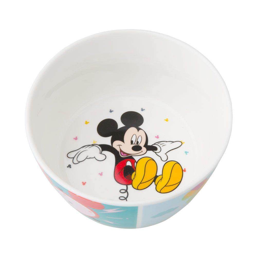 Porcelánová miska Mickey Everywhere 13 cm DISNEY