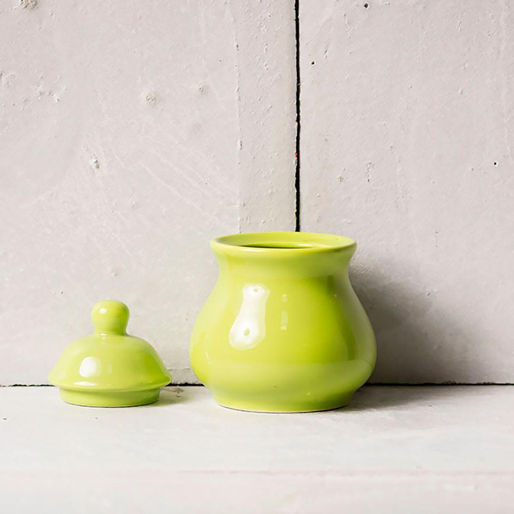 Sugar bowl Fusion Fresh lime green