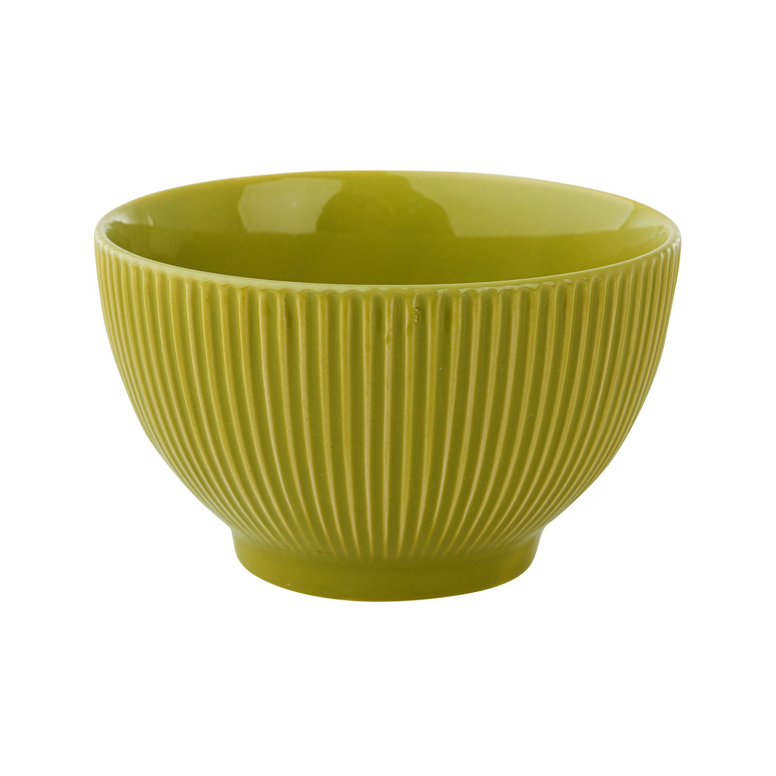 Salad bowl Palette 14.5 cm AMBITION Lime green