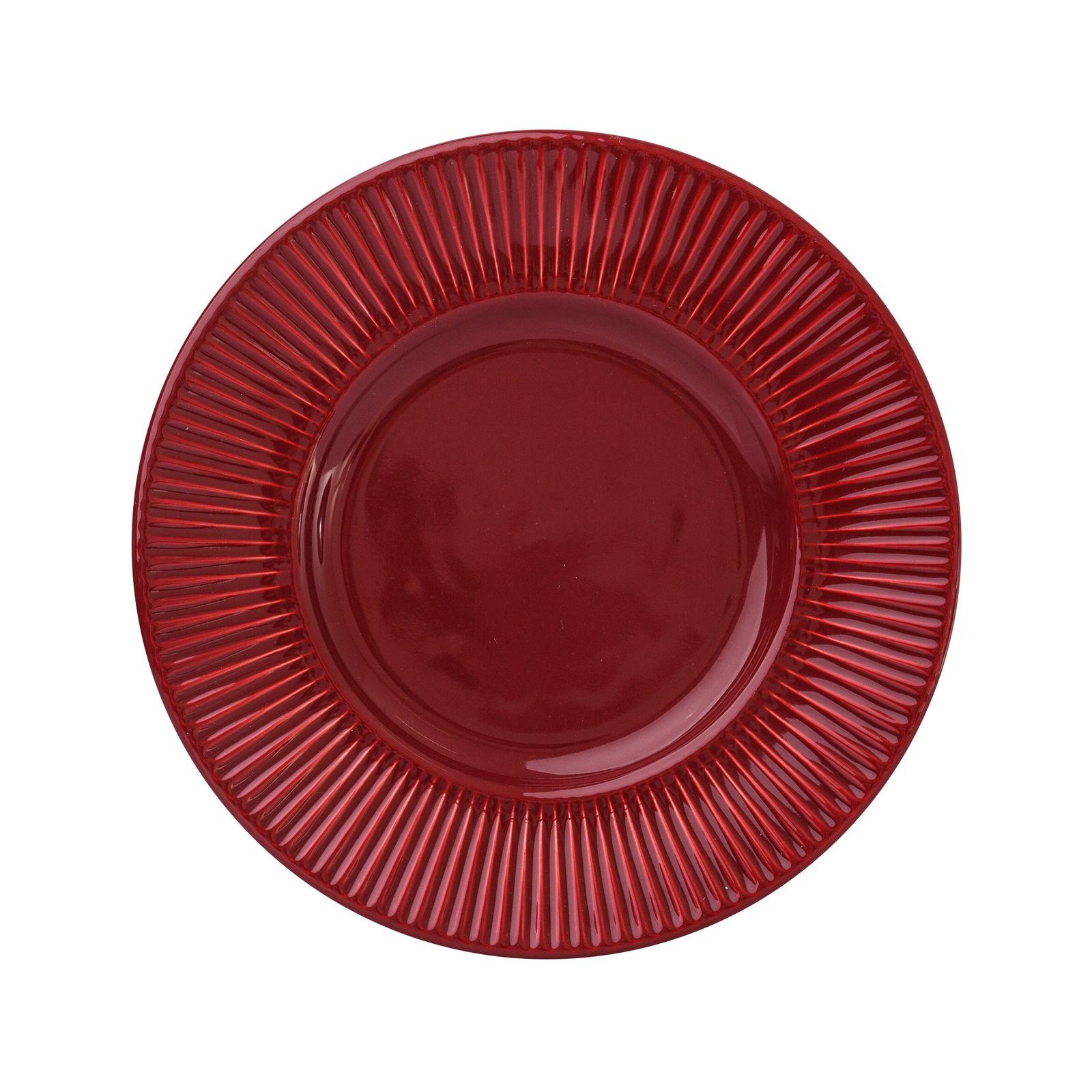 Talerz deserowy Palette Cherry 22,5 cm AMBITION