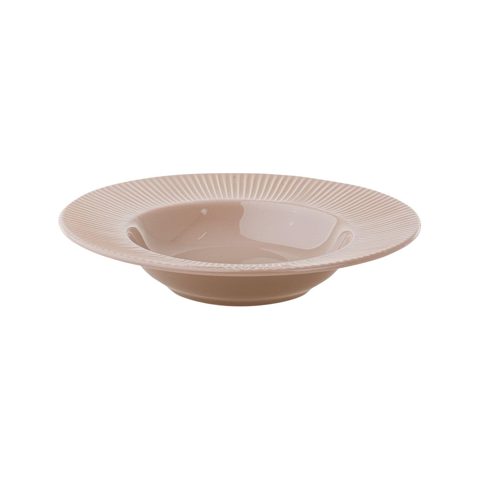 Soup plate Palette 24 cm AMBITION Sensual brown