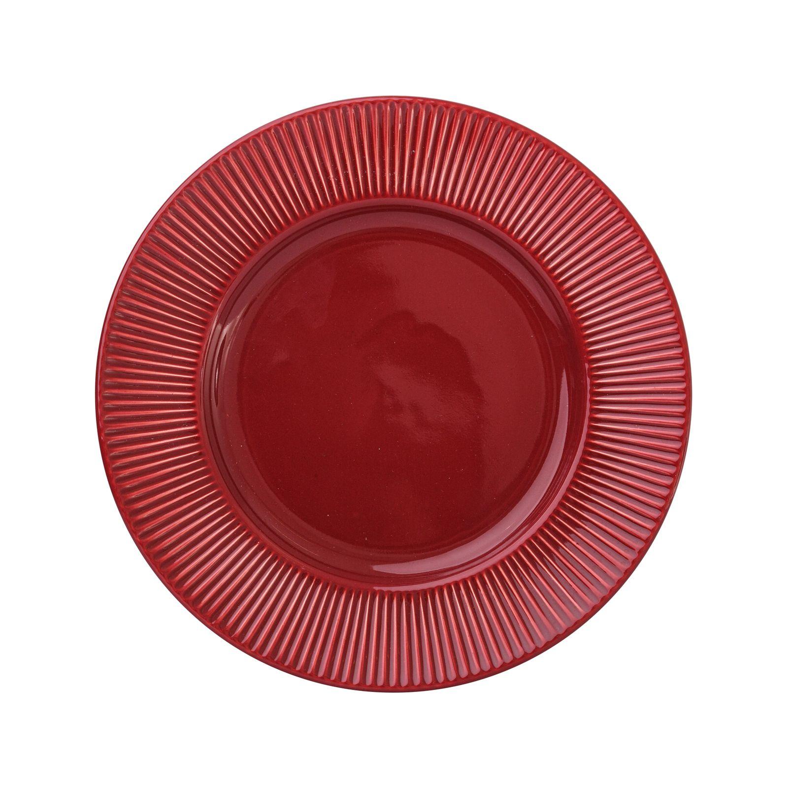 Talerz obiadowy Palette Cherry 27 cm AMBITION