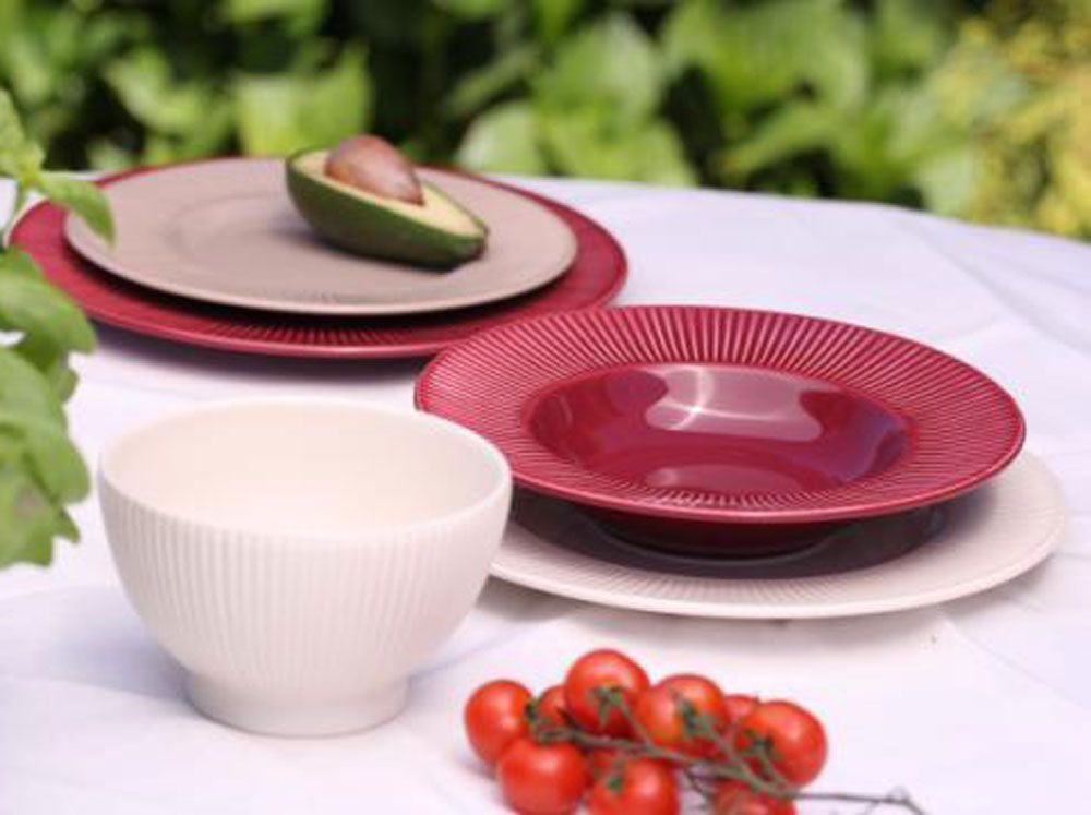 Dinner plate Palette 27 cm AMBITION Magical plum