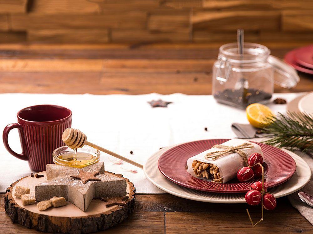 Dessert plate Palette 22.5 cm AMBITION Magical plum