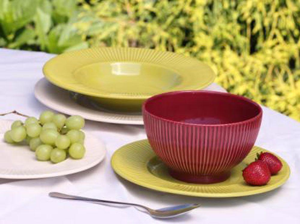 Salad bowl Palette 14.5 cm AMBITION Magical plum