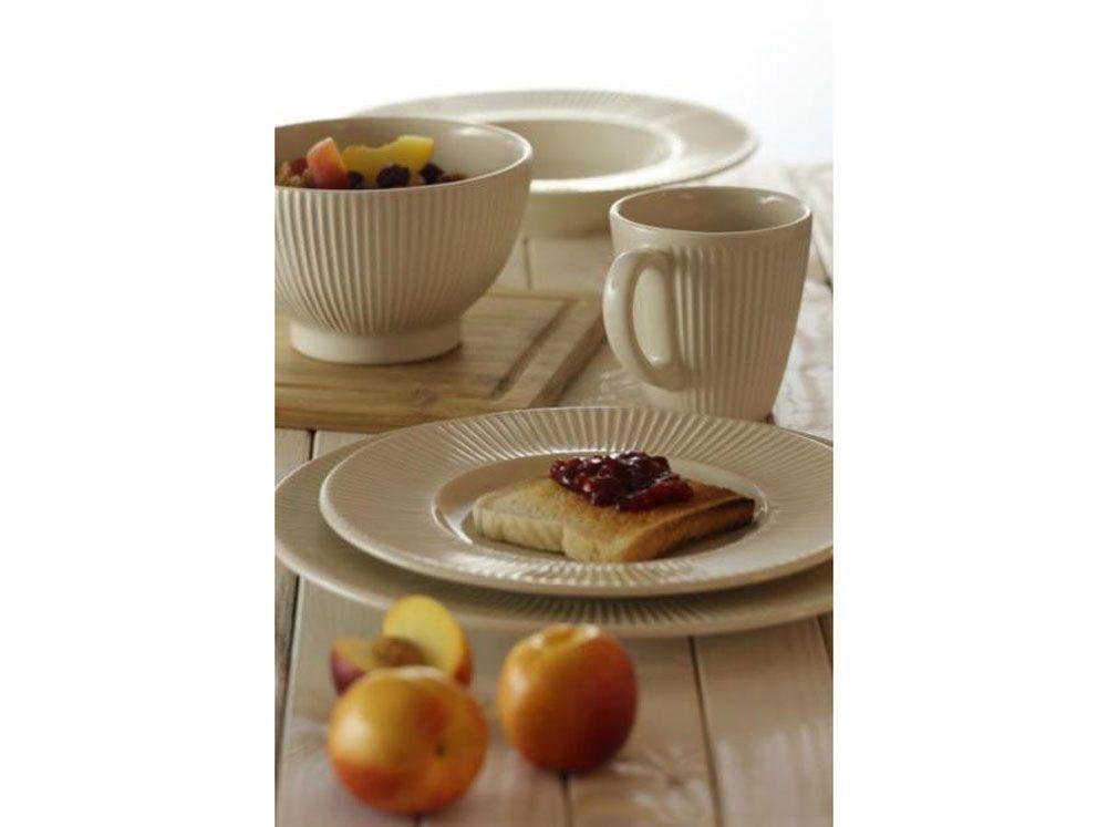 Dessert plate Palette 22.5 cm AMBITION Tasty cream