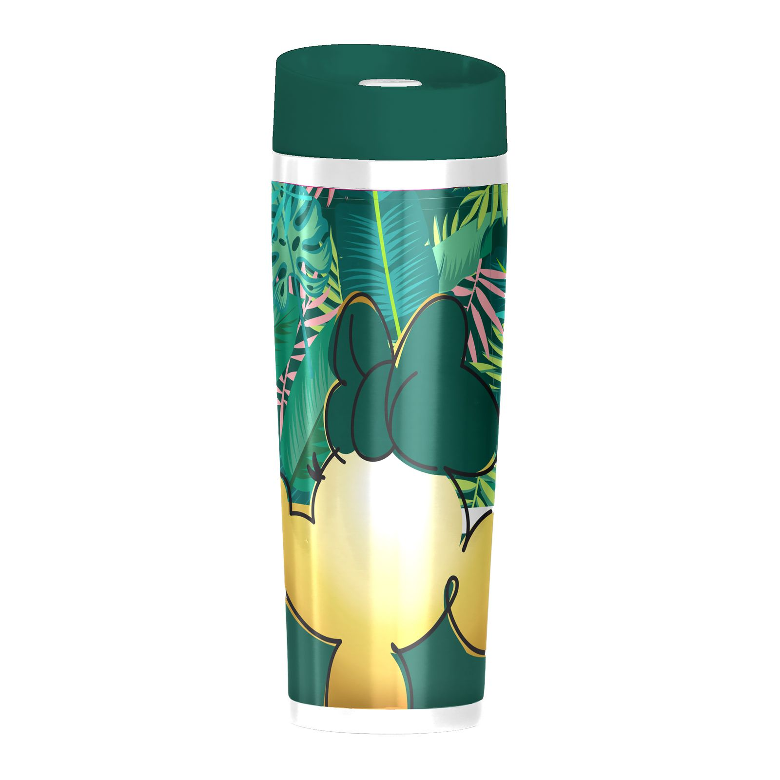 Tasse isotherme Minnie Tropical Jungle 40 cl DISNEY / AMBITION