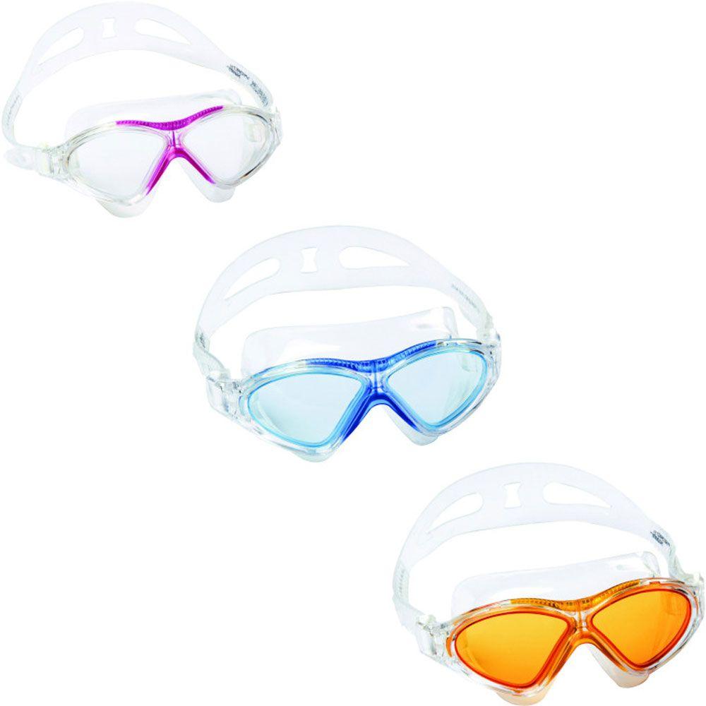 Okulary ochronne dla dzieci Hydro Swim Stingray Hybrid BESTWAY – MIX KOLORÓW
