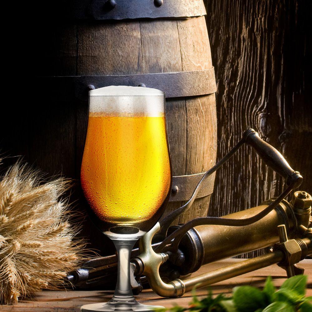 Beer glass Draft 510 PASABAHCE