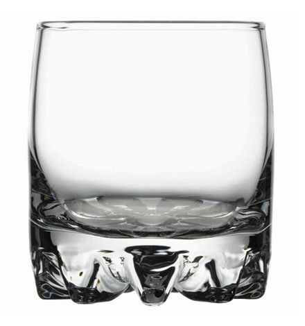 Set of 6 glasses Sylvana 200 ml PASABAHCE
