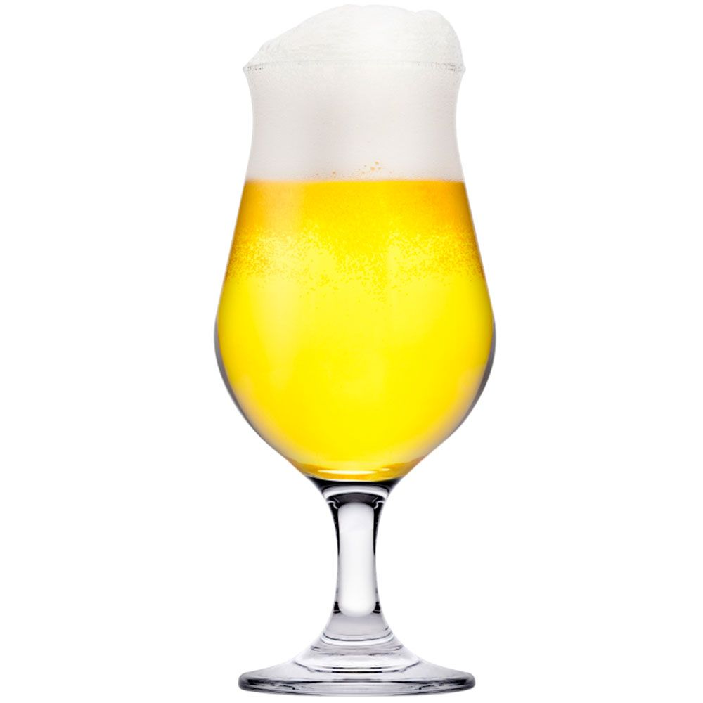 Beer glass Wavy 405 ml PASABAHCE