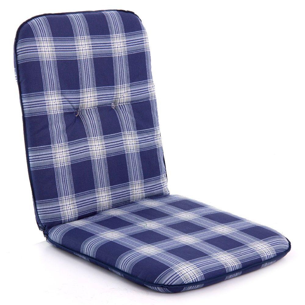 Pernă pentru scaun Classic Garden 4 cm 1027-01 (B002-01PB) PATIO