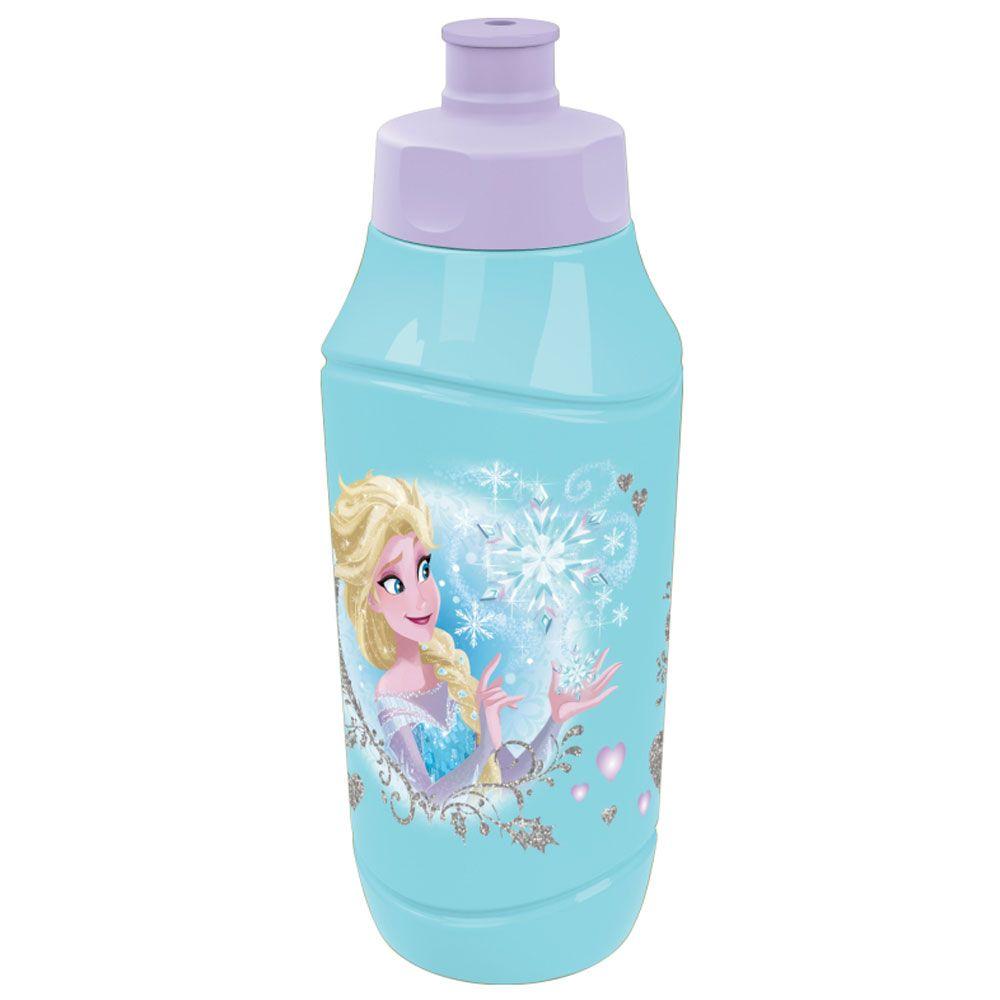 Bidon Frozen Classic 350 ml niebieski DISNEY