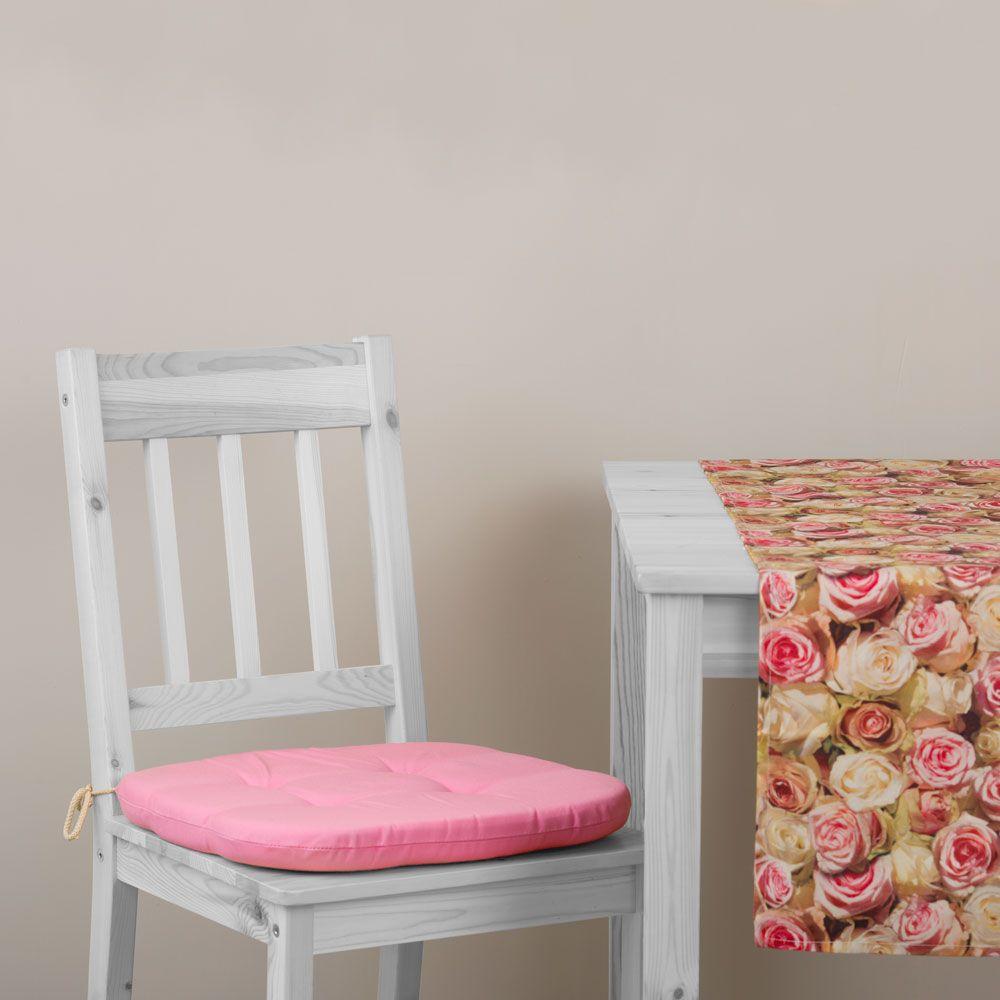 Pernă pentru scaun Roses Chloe 39 x 40 x 4 cm D042-23DW PATIO