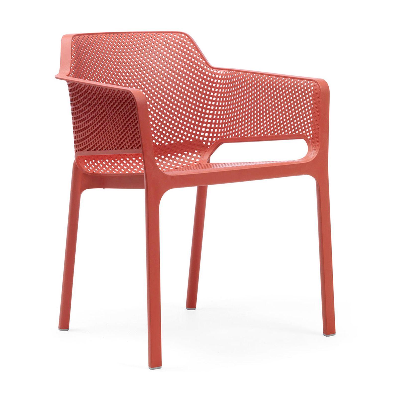 Krzesło ogrodowe Net Corallo NARDI