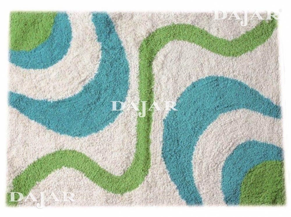 Tappeto universale in cotone Wave Blue 50 x 70 cm JOTTA