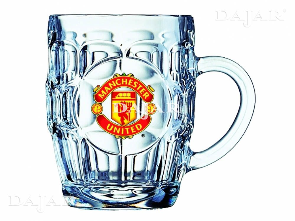 Beer mug Manchester United 500ml