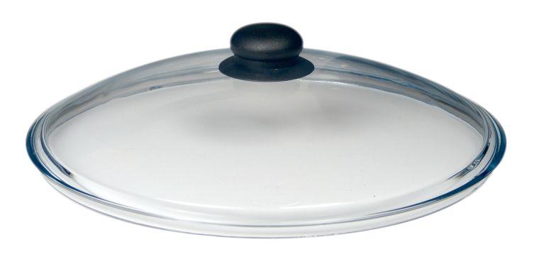 Nízka žiaruvzdorná pokrievka 24 cm PYREX