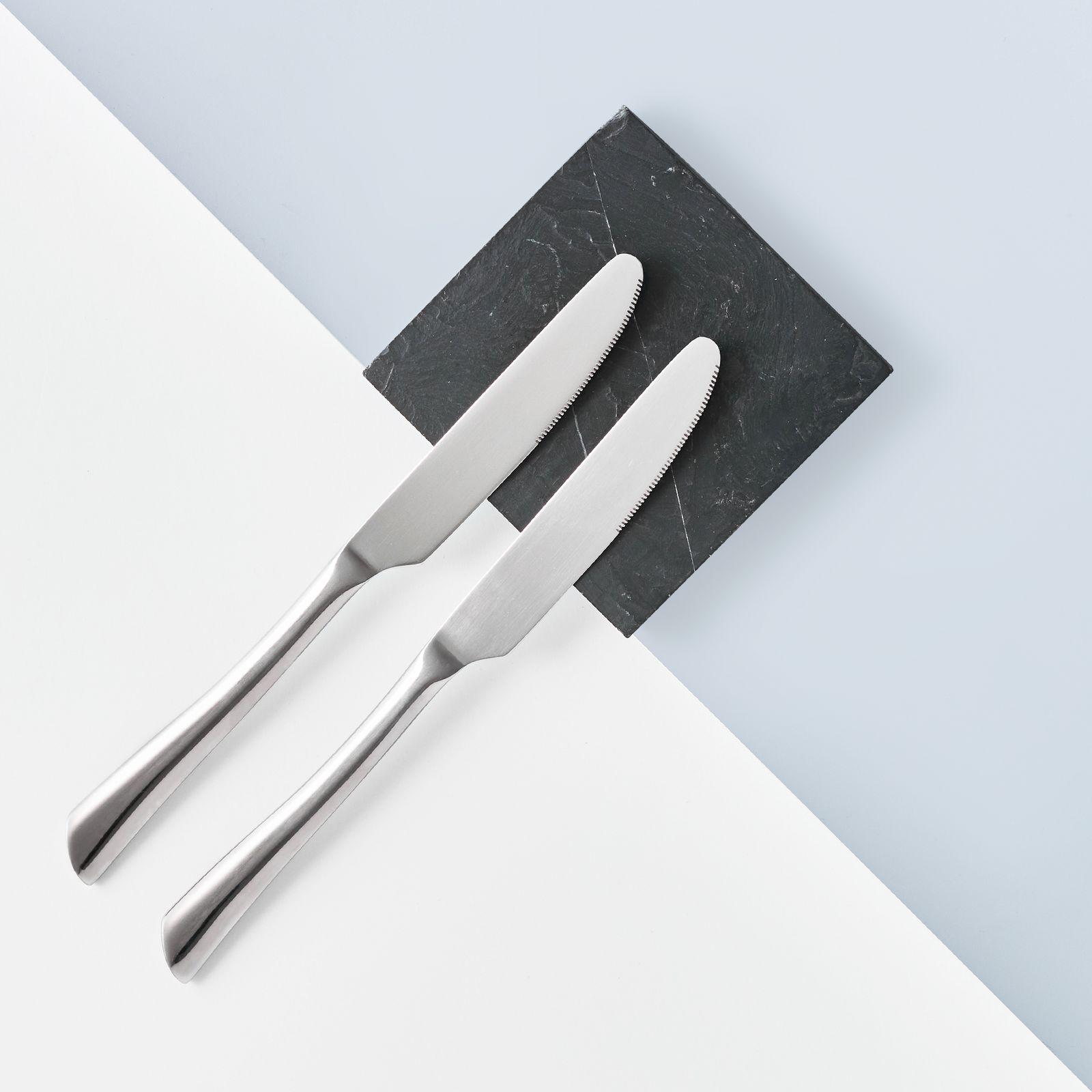 Table knife Wave 23 cm 2 pcs AMBITION