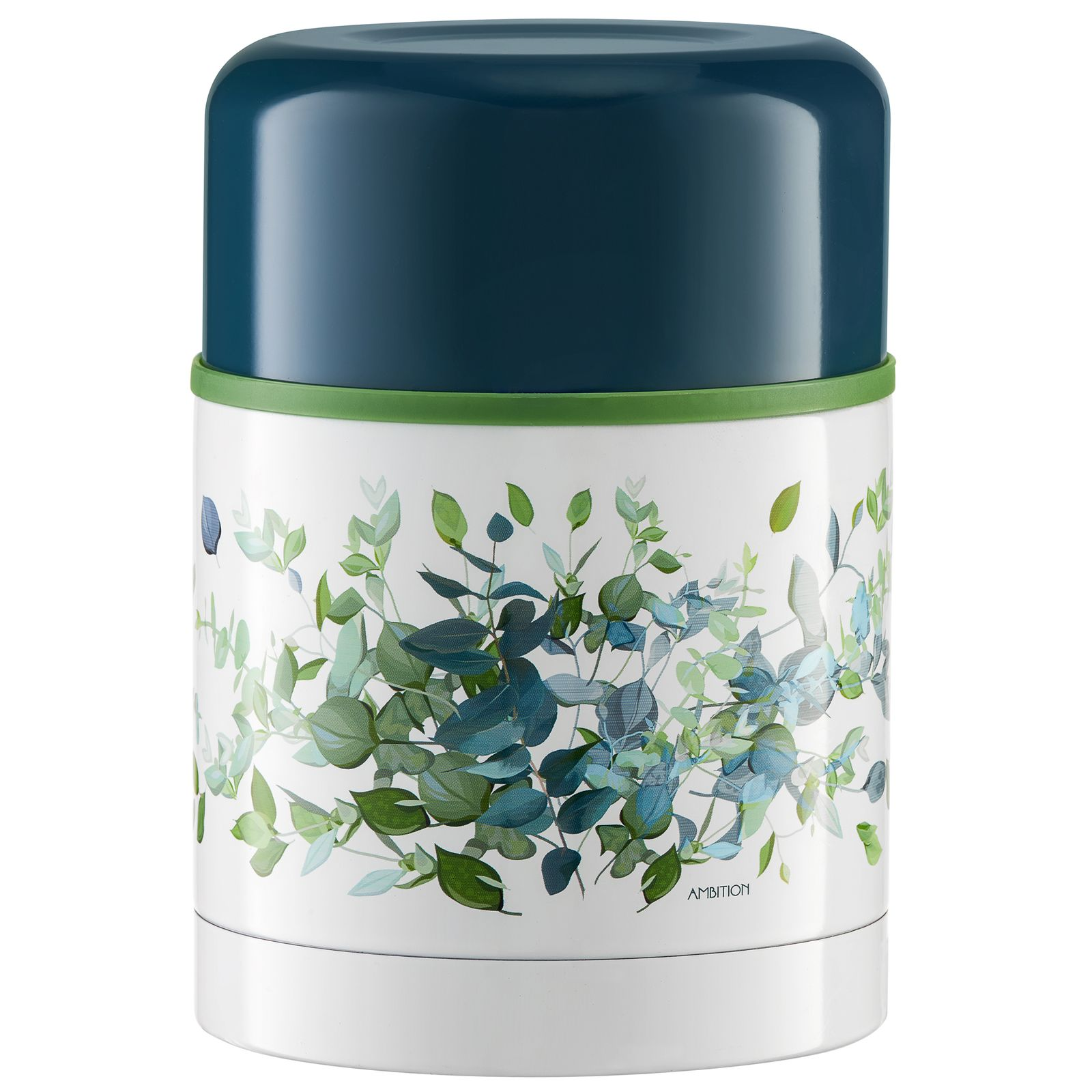 Thermos pot alimentaire Bizet Leaves Together 50 cl AMBITION