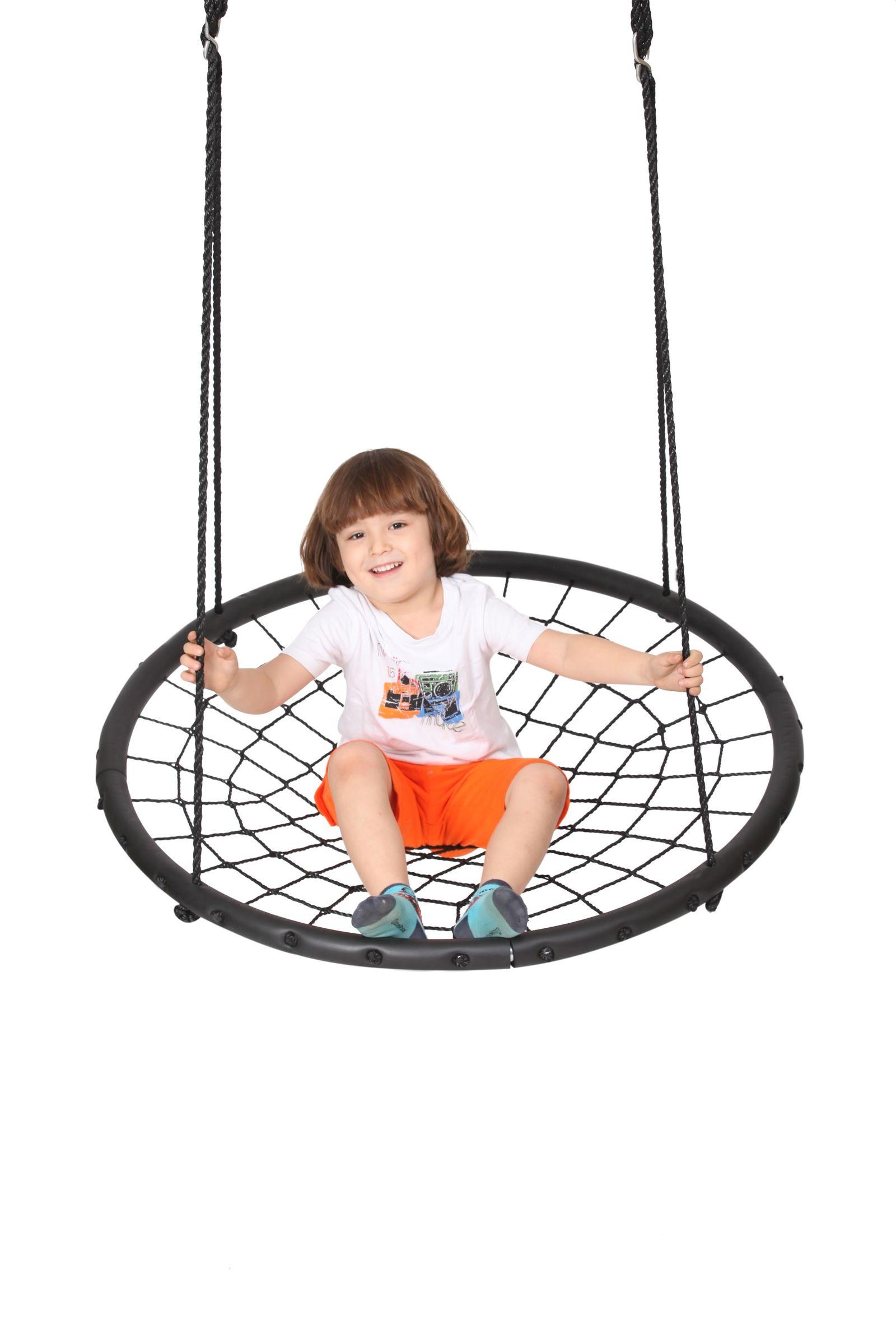 Balançoire pour enfants nid d'oiseau PATIO