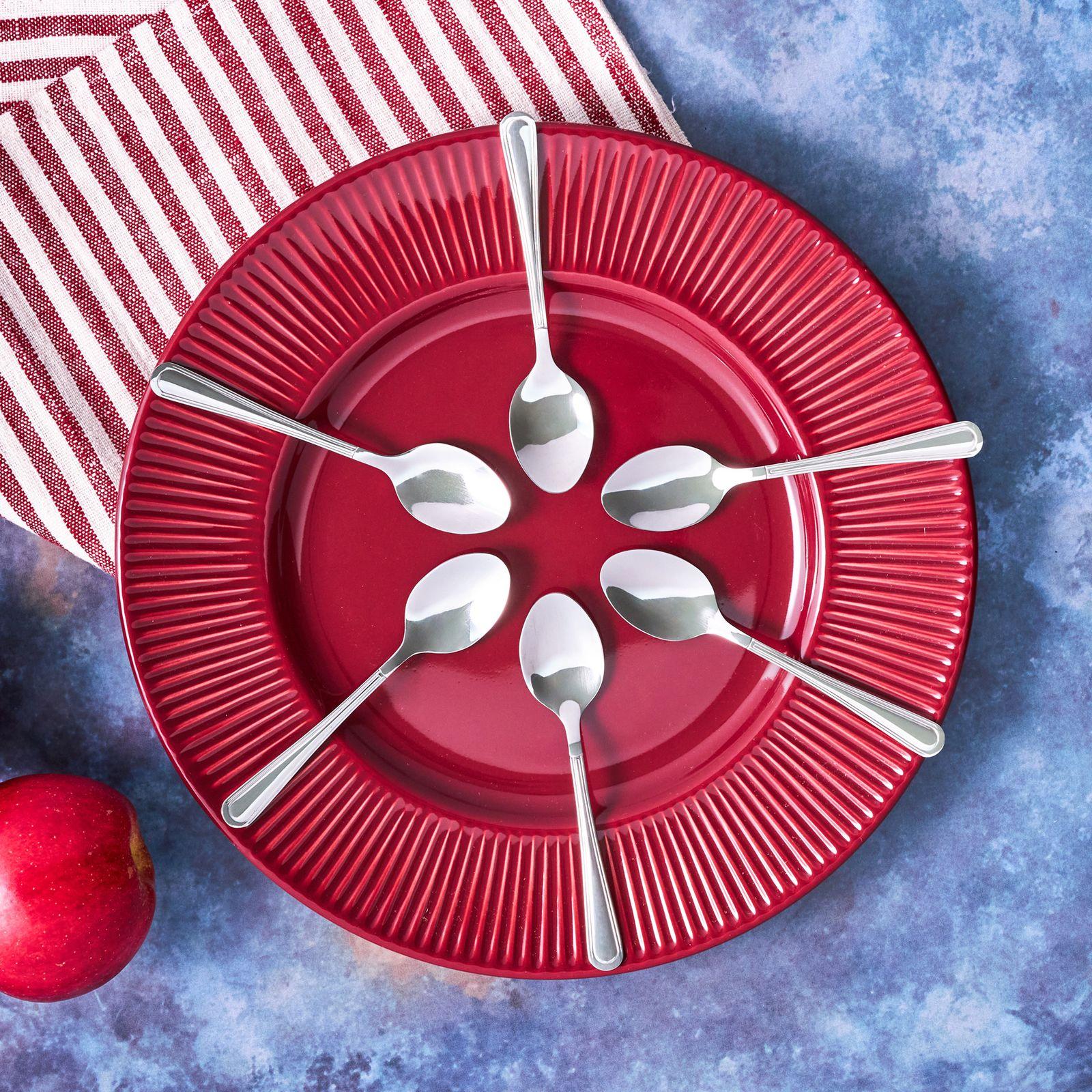 Set of 6 tea spoons Verona 13,8 cm AMBITION