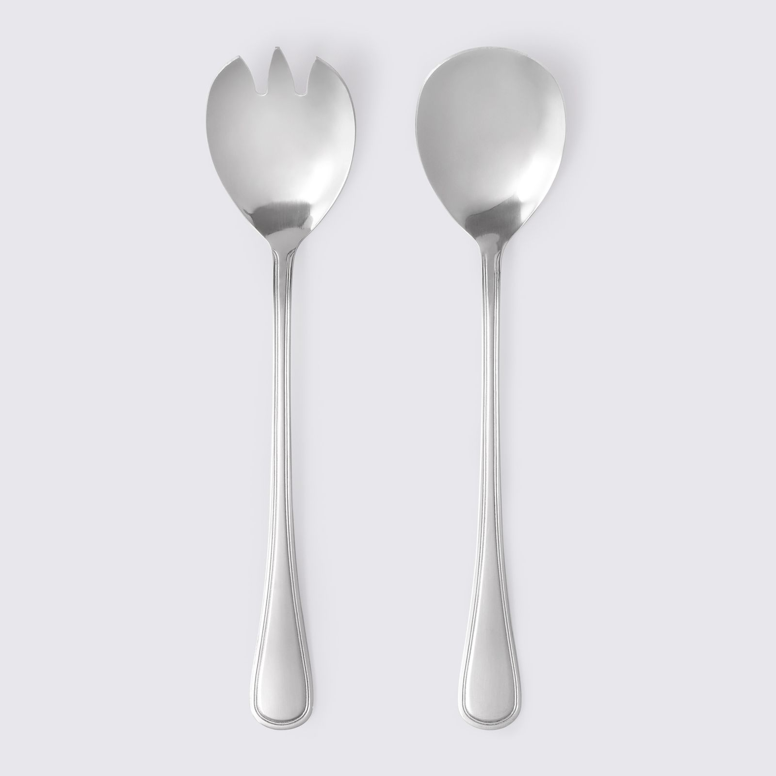 Lettuce spoons London 23,8 cm DOMOTTI