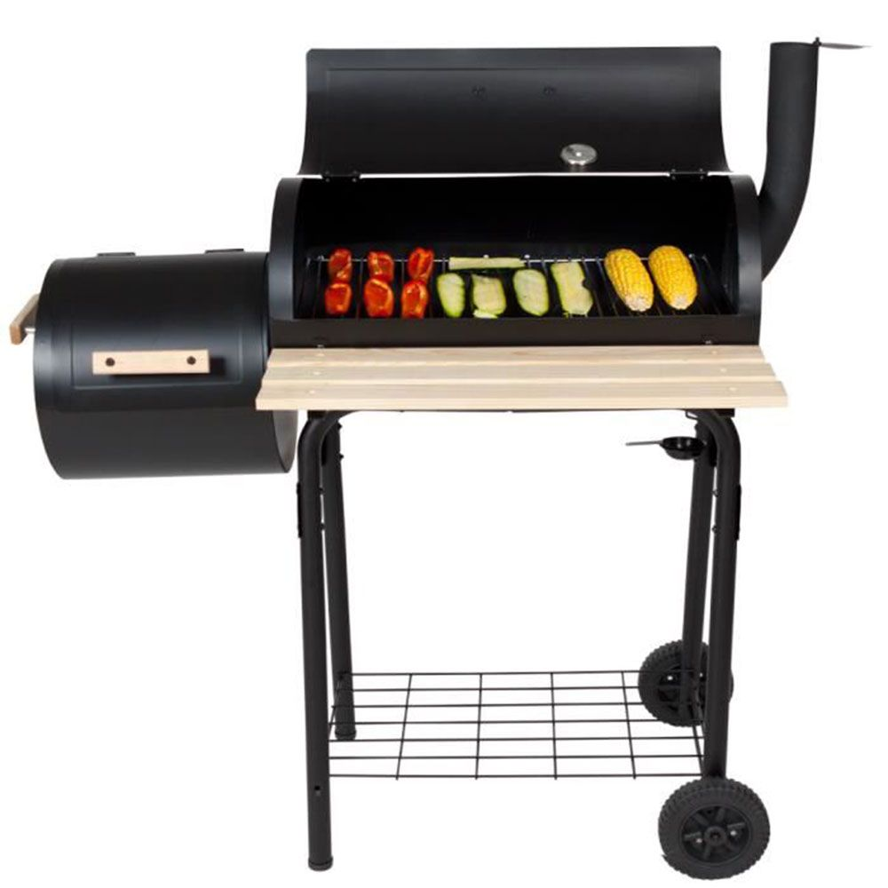 Barbecue fumoir 104 x 58 x 115 cm PATIO