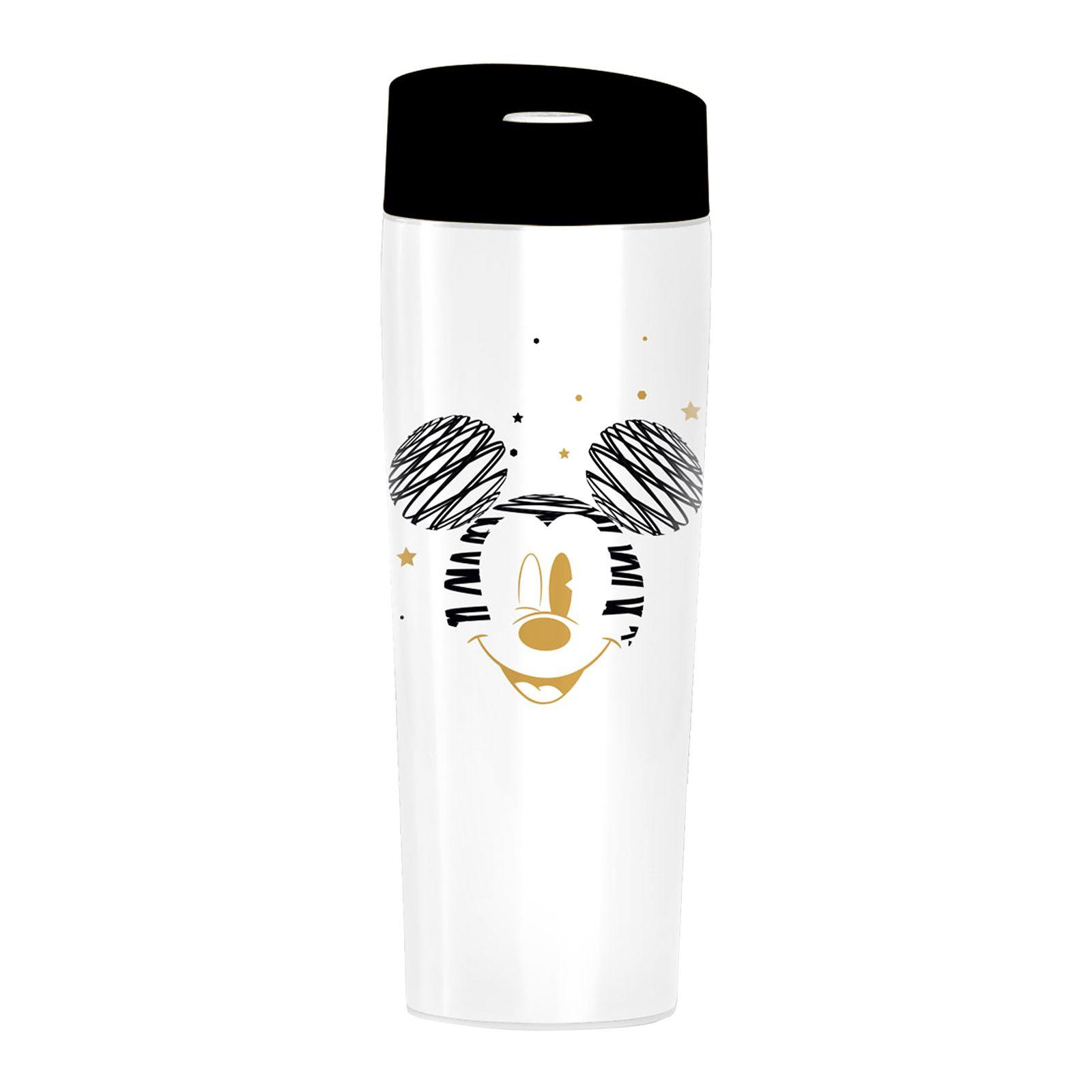 Thermal mug Mickey Gold 400 ml DISNEY