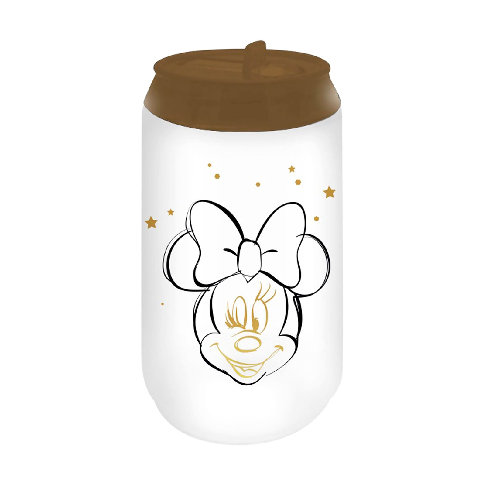 Thermal can Minnie Gold 300 ml DISNEY / AMBITION