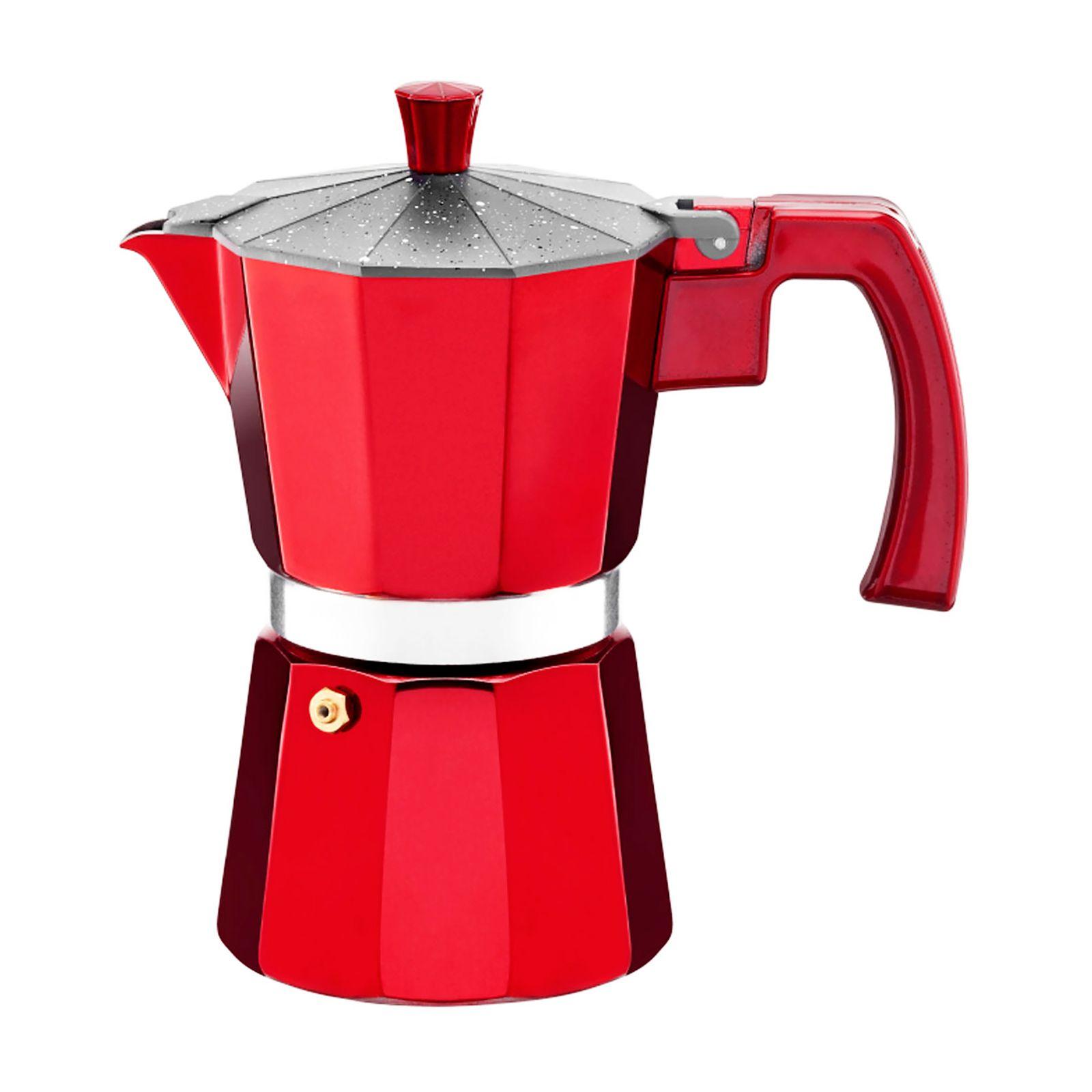 Coffee maker aluminum Jasper 300 ml AMBITION