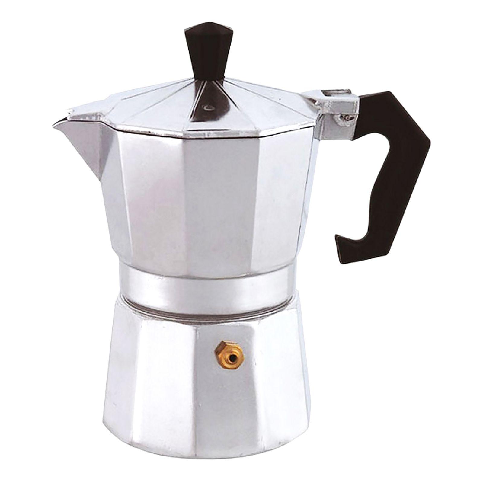 Cafetière moka en aluminium 45 cl DOMOTTI