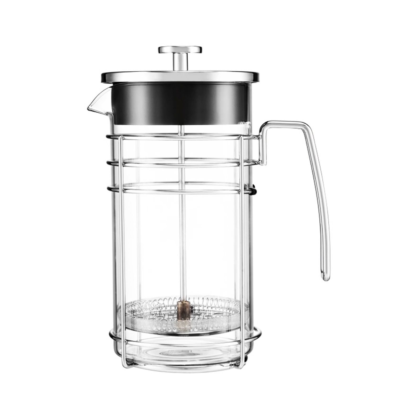 Coffee maker Aroma with metal handle 350 ml AMBITION