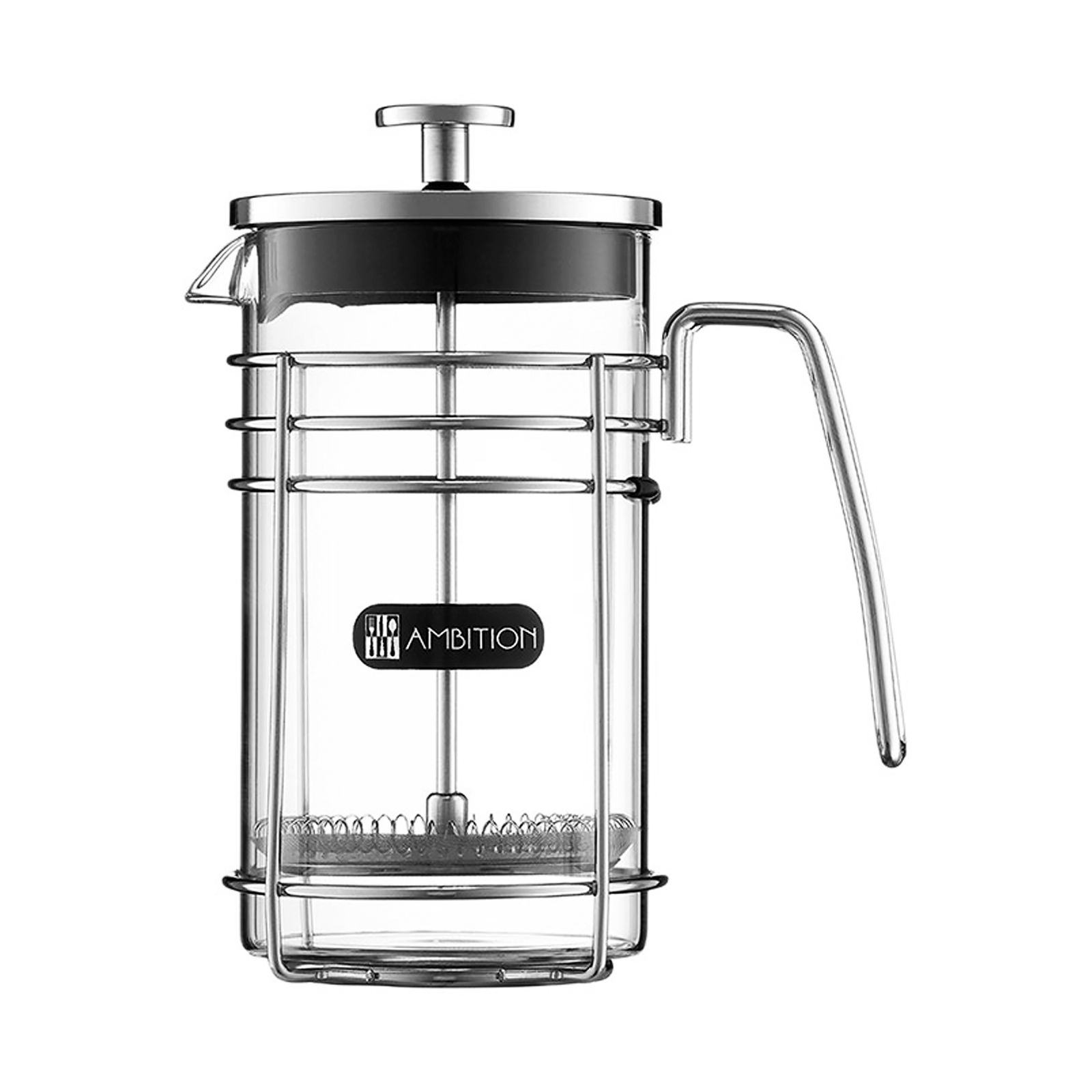 Coffee maker Aroma with metal handle 600 ml AMBITION