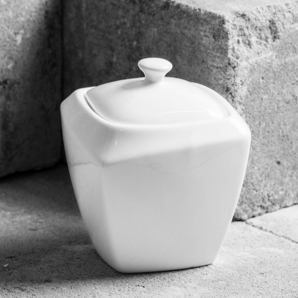 Sugar bowl Monaco 10 x 10 cm AMBITION