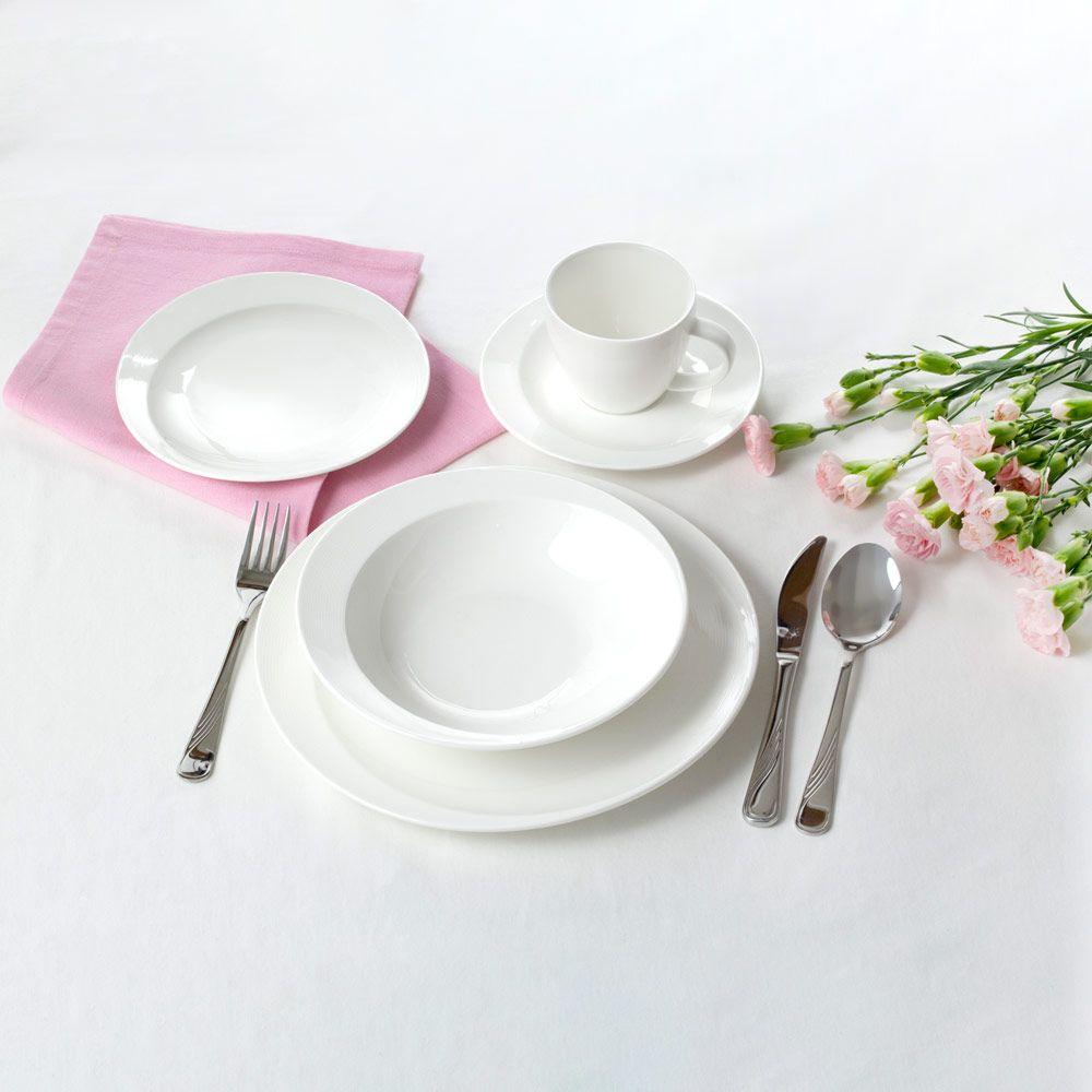Service de table Tiffany 30-pièces AMBITION