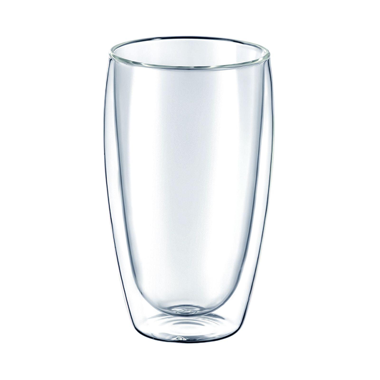 Komplet 2 szklanek termicznych Mia 450 ml AMBITION