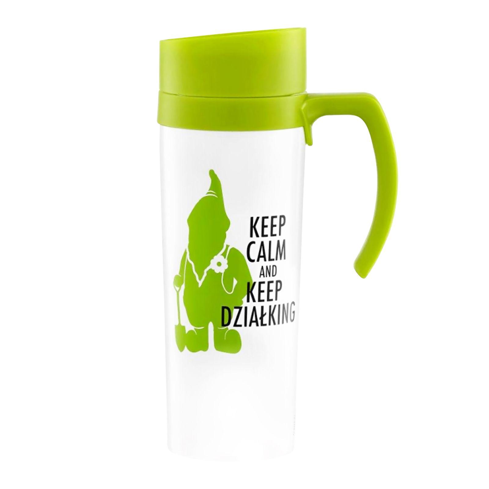 Kubek termiczny Adventure Keep Działking 420 ml AMBITION