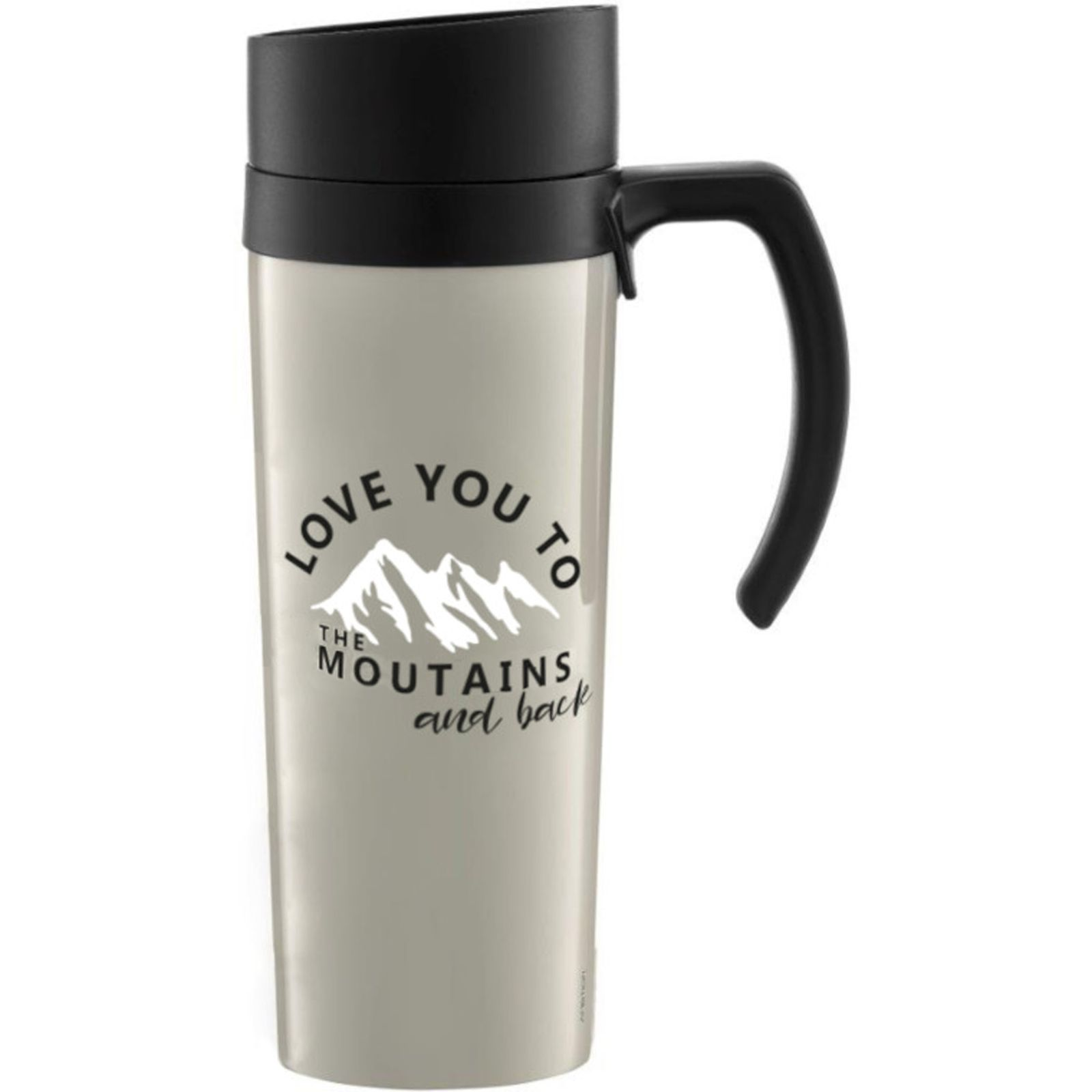 Tasse isotherme Adventure Mountains 42 cl AMBITION