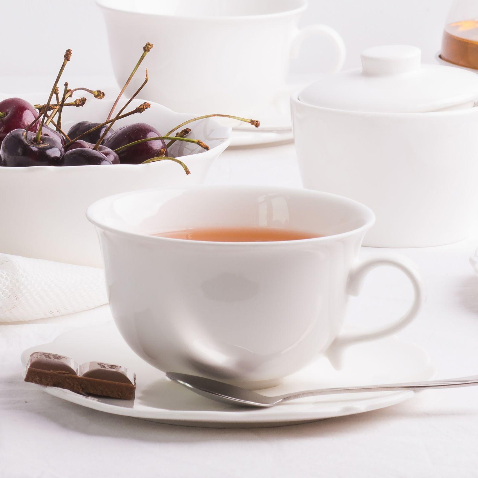 Komplet kawowy Grace 250 ml 12-elementowy AMBITION