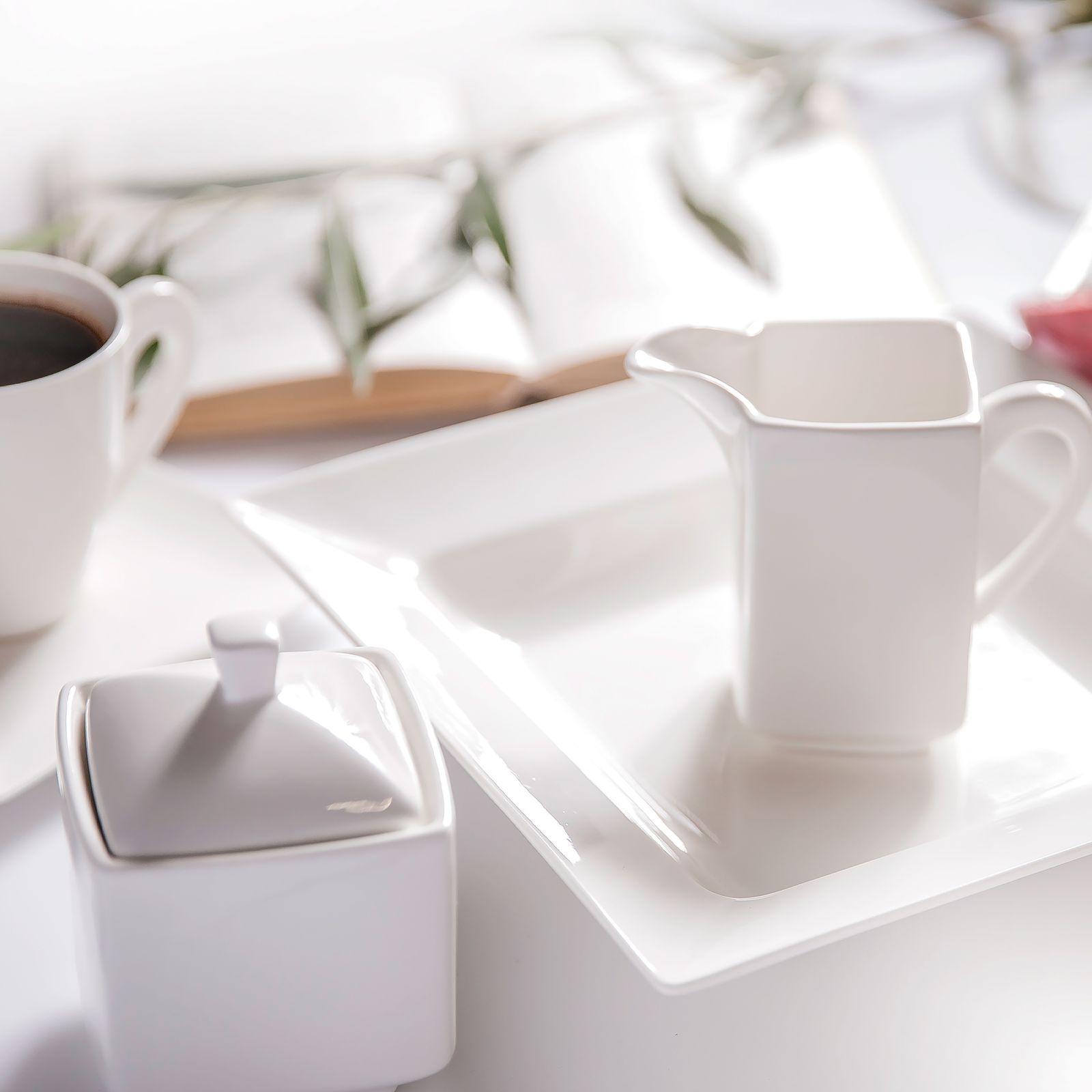 Komplet kawowy Porto 190 ml 17-elementowy AMBITION