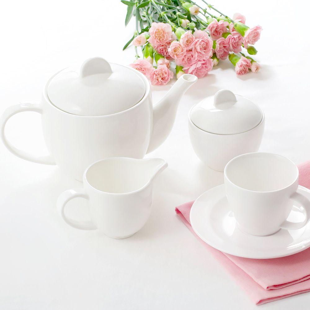 Service à café/thé Tiffany 17-pièces AMBITION