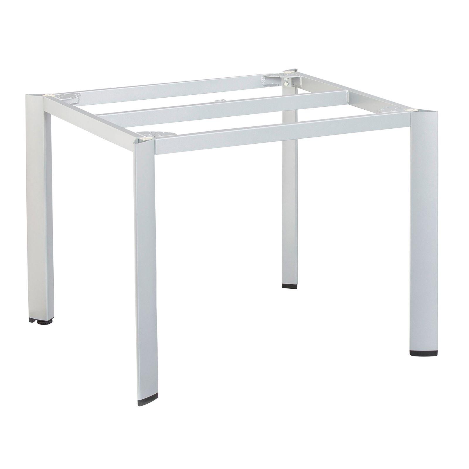 Stelaż stołu Edge 95 x 95 cm srebrny KETTLER