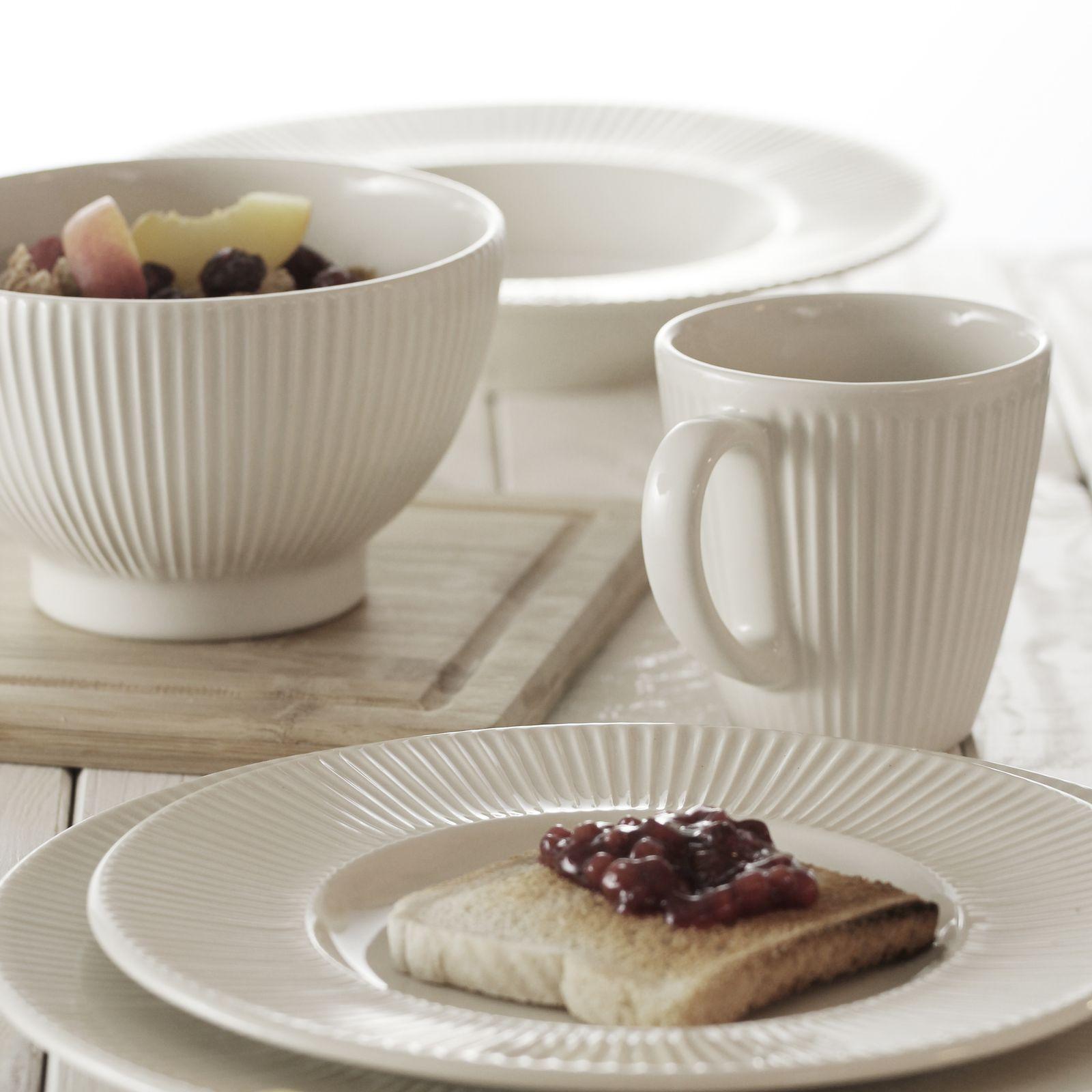 Soup plate Palette 24 cm AMBITION Tasty cream